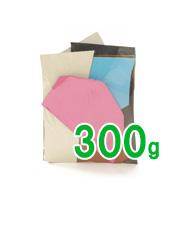 カラーレザー端切れパック300g