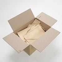 ヌメ革タンロー端切れボックス2kg