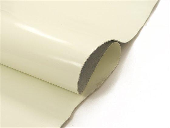 特価 ガラスレザー(白)半裁