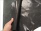 特価  ゴートアニリン(ブラック) #43