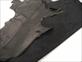 特価 キップ丸革(ブラック) #50