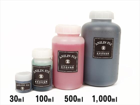 皮革専用染料アニリンフィックス (水溶性液体)