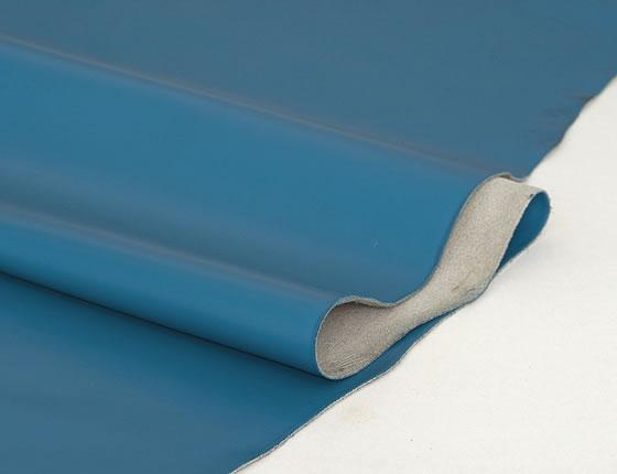 特価 ソフトタイプ スムース仕上げ ブルー 半裁